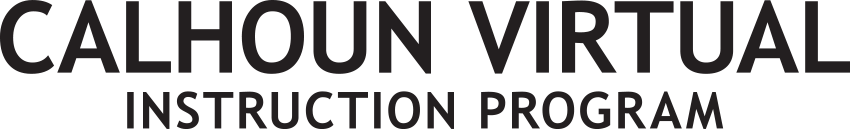 Logo for Calhoun Virtual Instruction Program