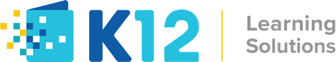 K12 learning solutions logo