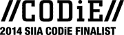 Seal and Logo for 2014 SIIA CODiE Finalist