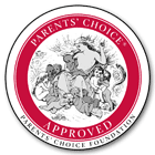 Seal and Logo for Parents' Choice Approved