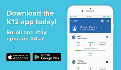 K12 mobile app
