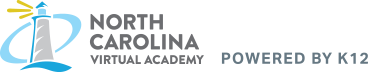 Logo image for North Carolina Virtual Academy
