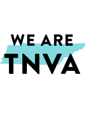 A Graphic that reads We are TNVA